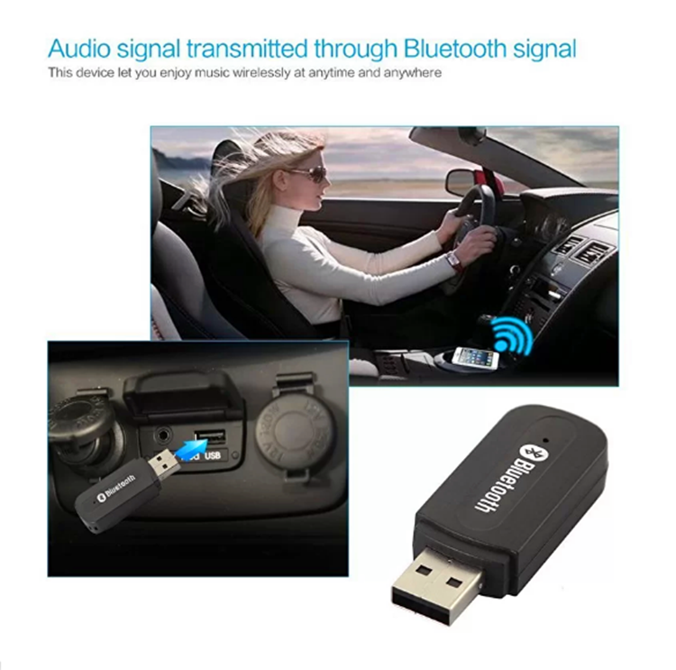 USB Bluetooth 2 in 1