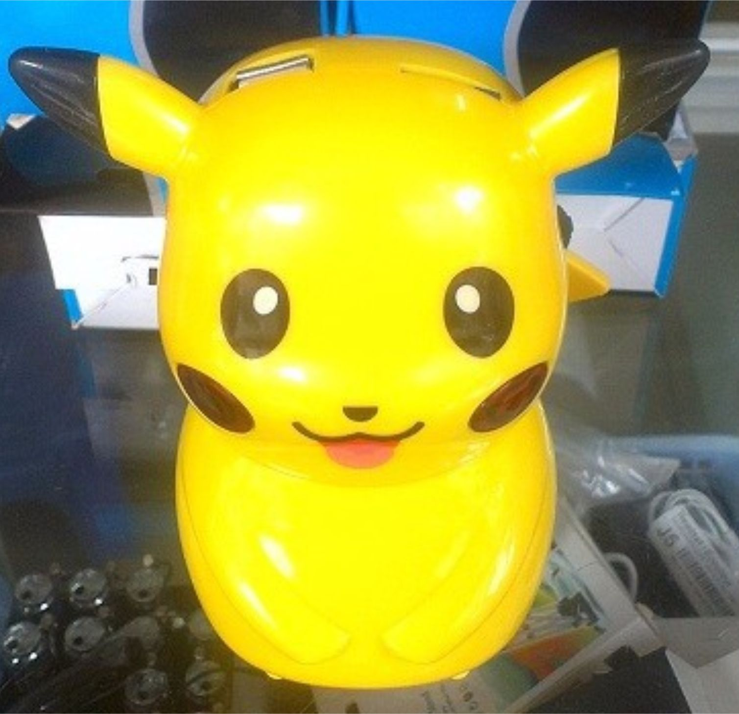 LOA BLUETOOTH PIKACHU